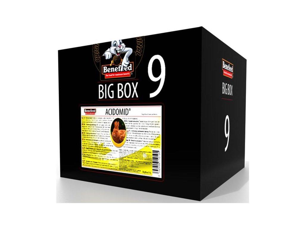 Acidomid králík sol 9l BIGBOX