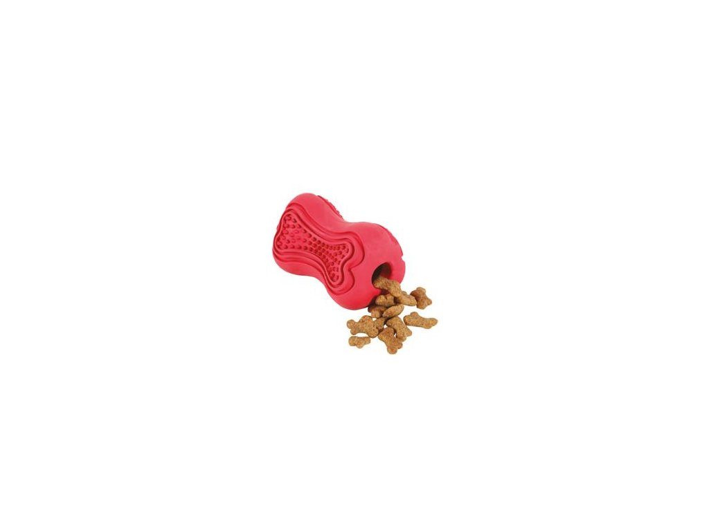 Hračka pes TITAN gumová kost