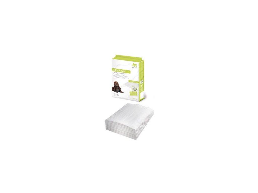 Podložka absorbční bílá 10 ks 60x90cm Maelson