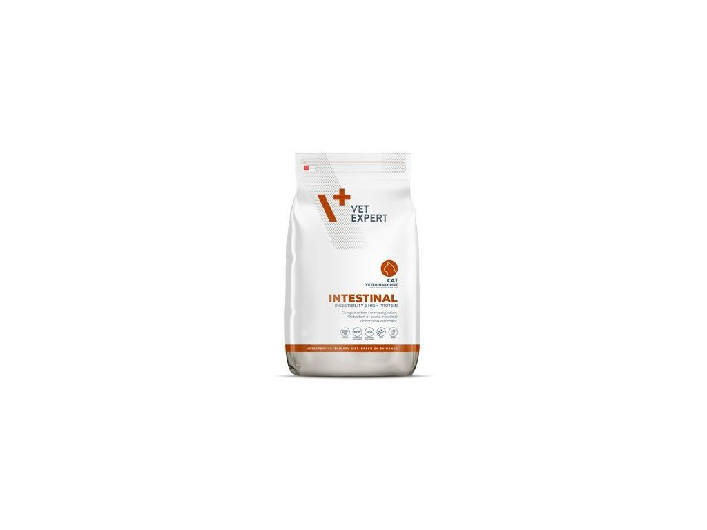 VetExpert VD 4T Intestinal Cat 250g