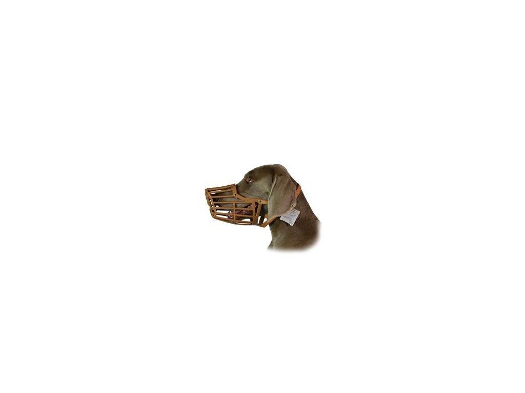 Náhubek UH č. 4 hnědý CVET