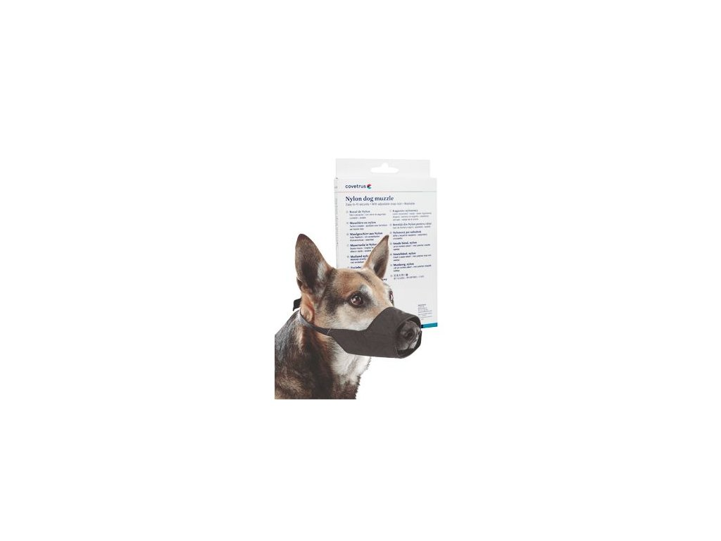Náhubek fixační pes č.1 1ks CVET