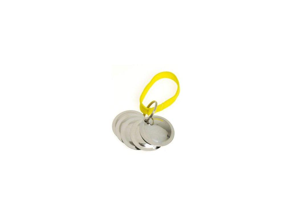 Hračka pes Tréninkové disky 16cm KAR