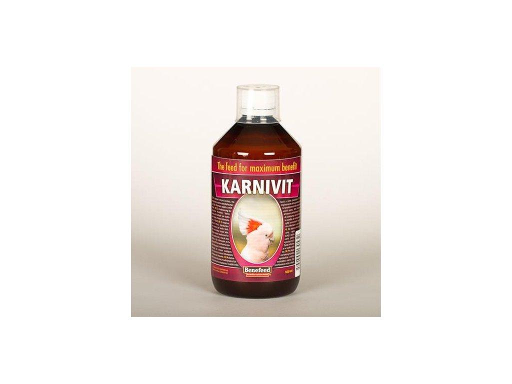 Karnivit exoti sol 500ml