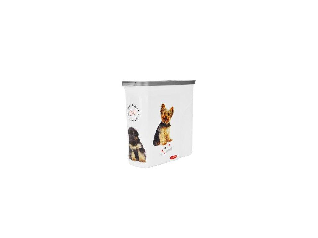 Curver kontejner na suché krmivo 2l pes