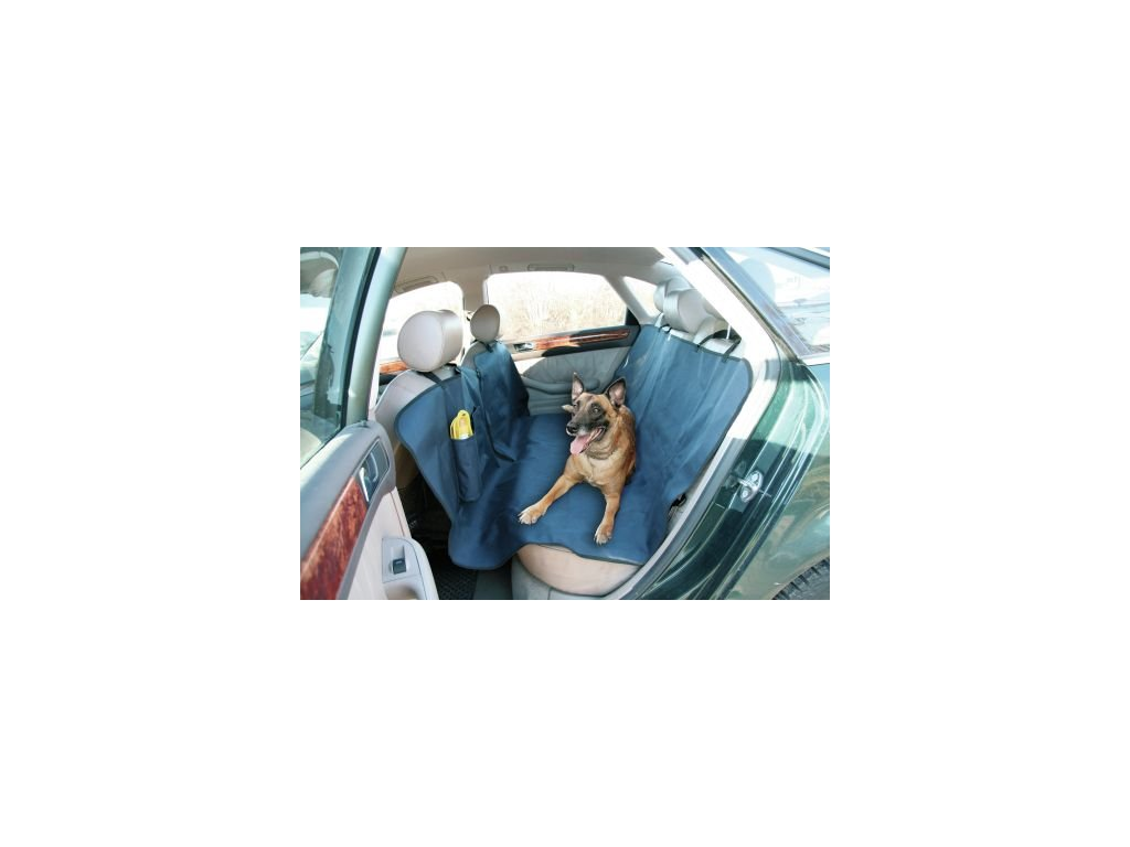 Ochranný autopotah sedadel 140x150cm+cest.lahev Kerbl