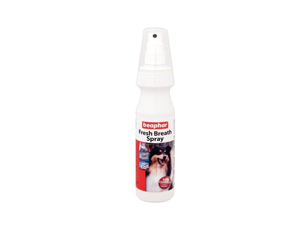 Beaphar Fresh Breath spray pes