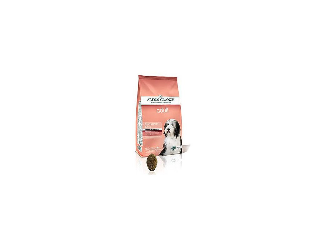Arden Grange Dog Adult Salmon/Rice