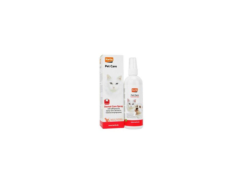 Ústní voda Petcare spray 175ml KAR