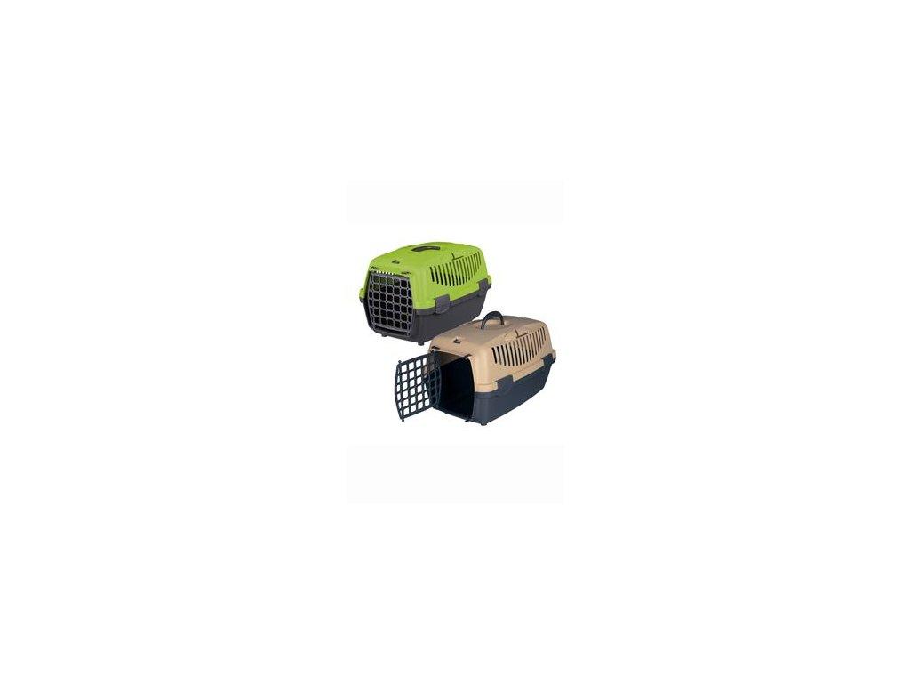 Přepravka CAPRI I. zelená 32x31x48cm TR