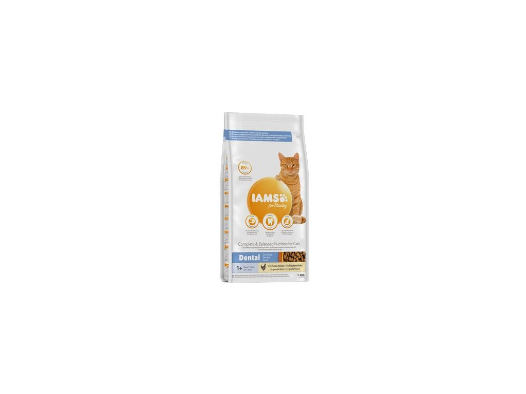 Iams Cat Adult DNTL Chicken