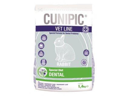 Cunipic VetLine Rabbit Dental 1,4 kg