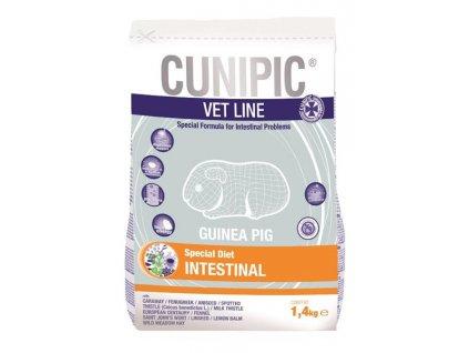 Cunipic VetLine Guinea Pig Intestinal 1,4 kg