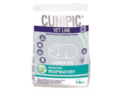Cunipic VetLine Guinea Pig Respiratory 1,4 kg
