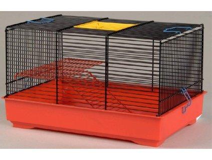 Klec hlod. myš MYŠKA EKO bez výbavy, Interzoo 37x25x21cm