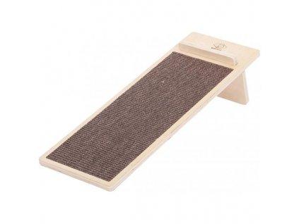 Škrabadlo dřevěné na zem 75x25x1,8 D&D