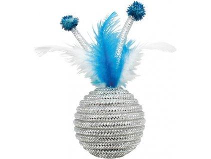 Hračka cat balónek Wonderland Jumbo Jazzle 25x8x7,5cm