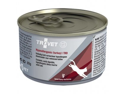 Trovet Feline TRD konzerva Turkey