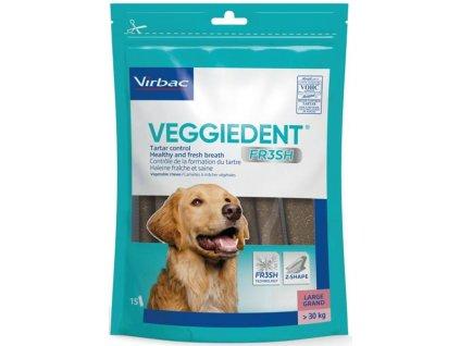 CET Veggiedent Fresh žvýkací plátky