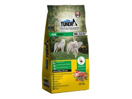 Tundra Dog Turkey Alberta Wildwood Formula