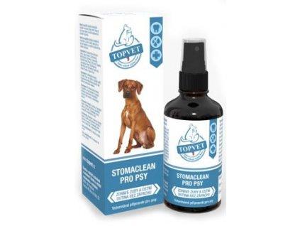 Stomaclean - ústní spray pro psy 50ml