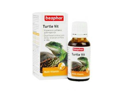 Beaphar Turtle Multi-Vit želva,plazi 20ml