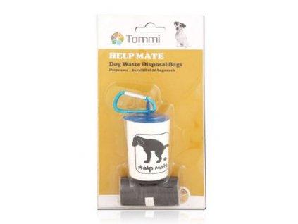 Help MateSáčky na psí exkrementy zásobník +2role