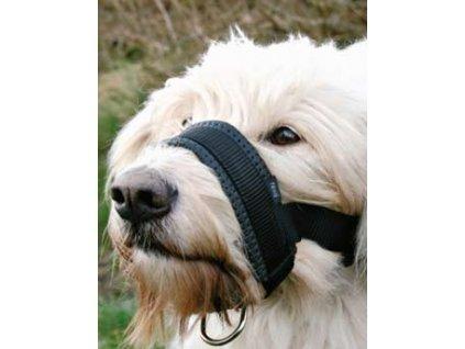 Náhubek fixační nylon podložený pro psa Trixie