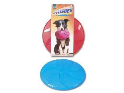 Hračka pes létající talíř Frisbee plastový