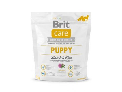 Brit Care Dog Puppy Lamb & Rice