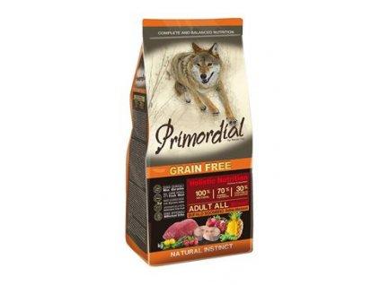 Primordial GF Adult Buffalo Mackerele