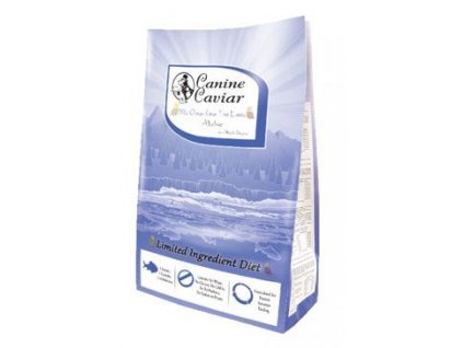 Canine Caviar Wild Ocean GF Alkaline  (sleď)