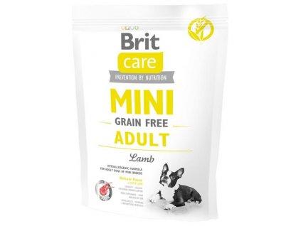 Brit Care Dog Mini Grain Free Adult Lamb