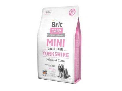 Brit Care Dog Mini Grain Free Yorkshire