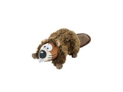 Hračka pes HECTOR BEAVER plyš hnědá