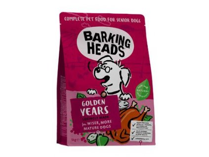 BARKING HEADS Golden Years NEW