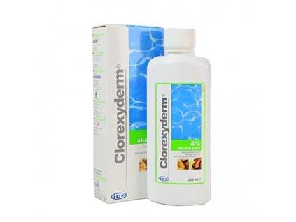 Clorexyderm šampon 4% 250ml