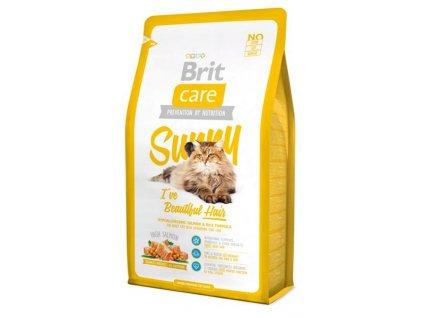 Brit Care Cat Sunny I´ve Beautiful Hair 7 kg