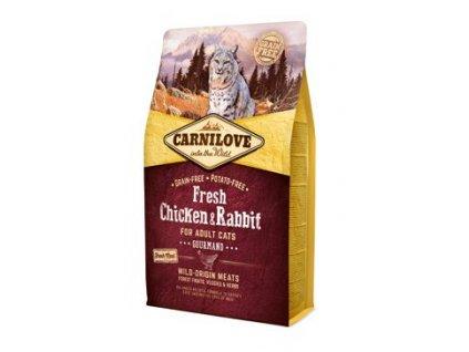 Carnilove Cat Fresh Chicken & Rabbit for Adult