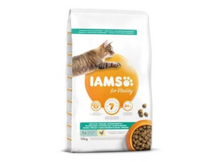 Iams Cat Adult Weight Control Chicken
