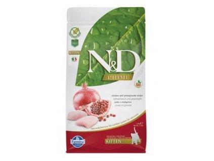 N&D PRIME CAT KITTEN Chicken & Pomegranate