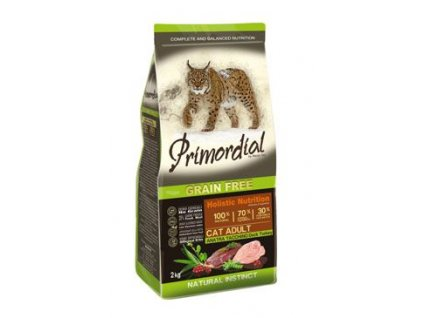 Primordial GF Cat Adult Duck Turkey