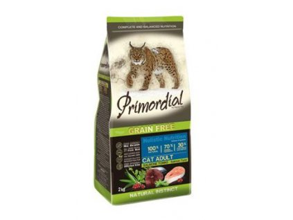 Primordial GF Cat Adult Salmon Tuna