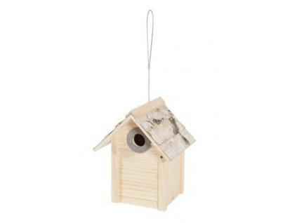 Budka hnízdící CASTOR dřevěná pro ptáky Zolux