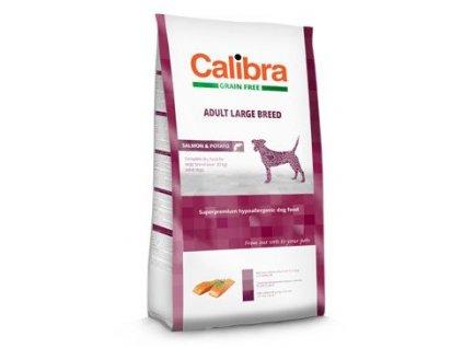 Calibra Dog GF Adult Large Breed Salmon