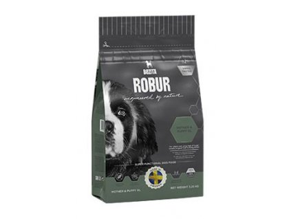 Bozita Robur DOG Mother & Puppy XL 28/14 3,25kg
