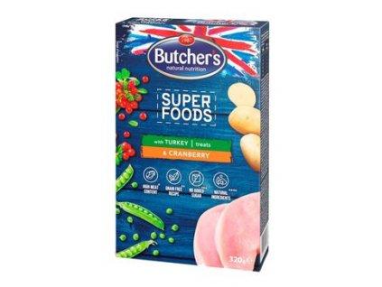 Butcher's Dog Superfoods GF krůta+brusinka 320g