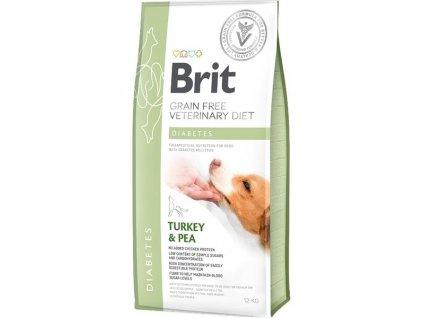 Brit VD Dog GF Diabetes