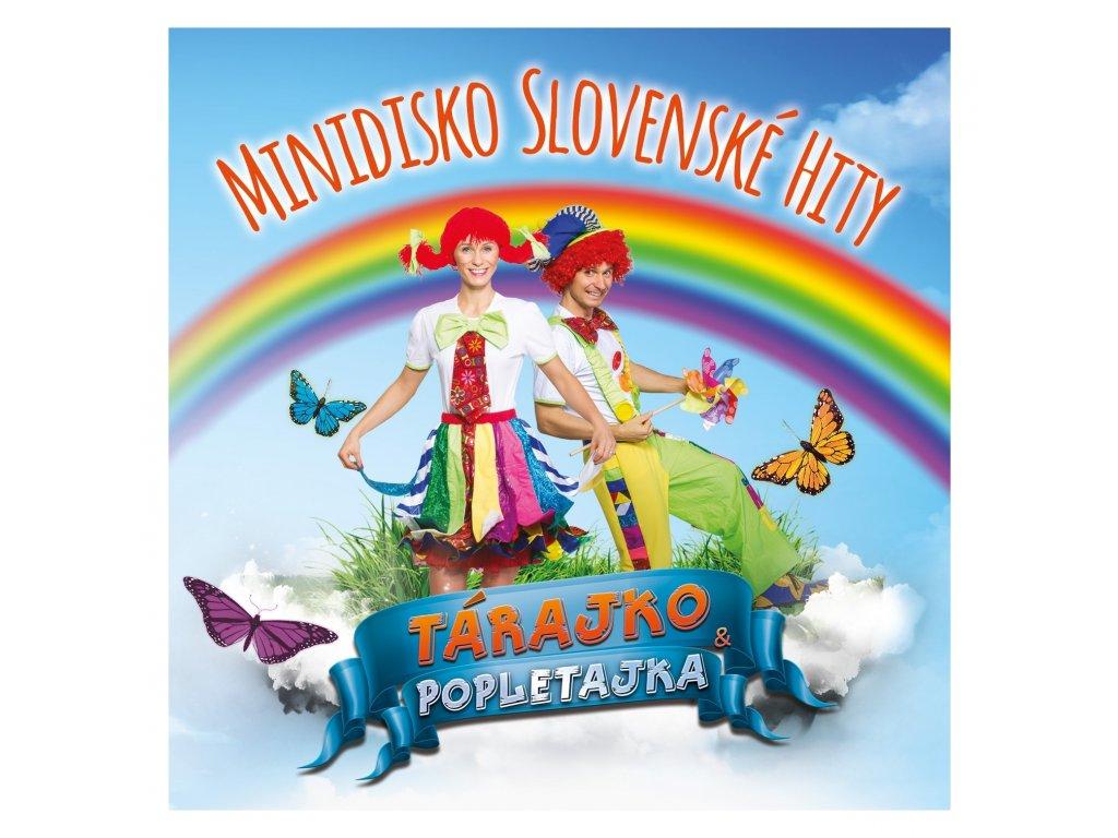 CD Minidisko slovenské hity 2