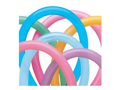 modelovacie balony na modelovanie vibrant mix 100 ks
